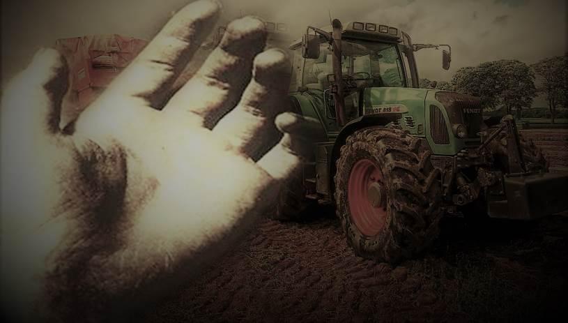 Τραγωδία στο Τσιφούτ Καστέλι – Άνδρας καταπλακώθηκε από το τρακτέρ του