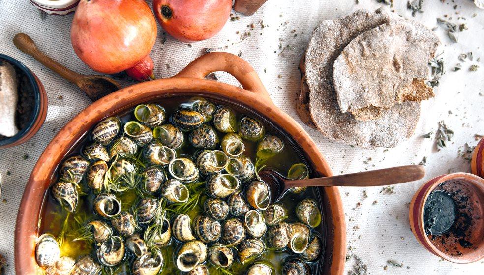 Έτσι μαγείρευαν στην αρχαία Κρήτη