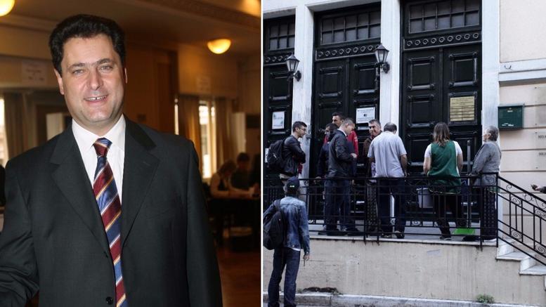 Έγκλημα «διαφωνίας» βλέπουν πίσω από το φόνο του δικηγόρου