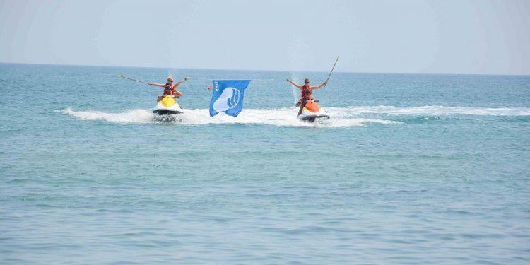 «Γαλάζια Σημαία» για 6η συνεχή χρονιά στην παραλία Καστρί του Creta Maris