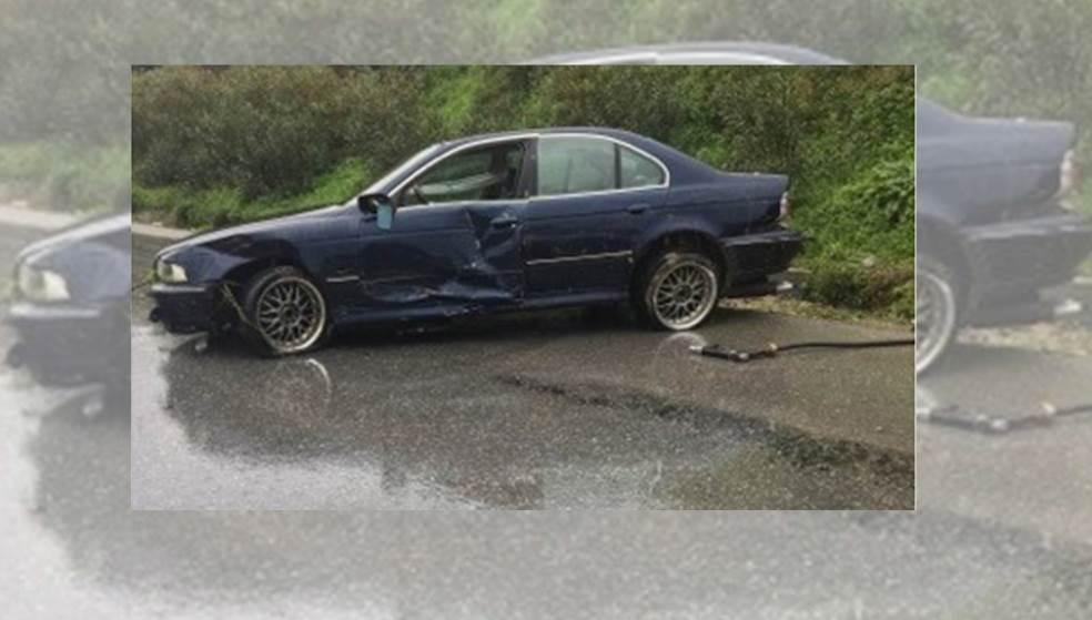 Τροχαίο ατύχημα στην εθνική οδό - Προσοχή στους δρόμους