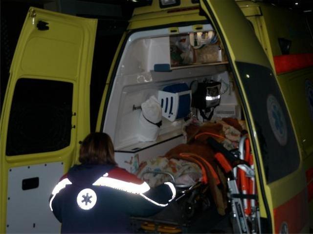 Ηράκλειο: Έπεσε από τη σκάλα και σκοτώθηκε!