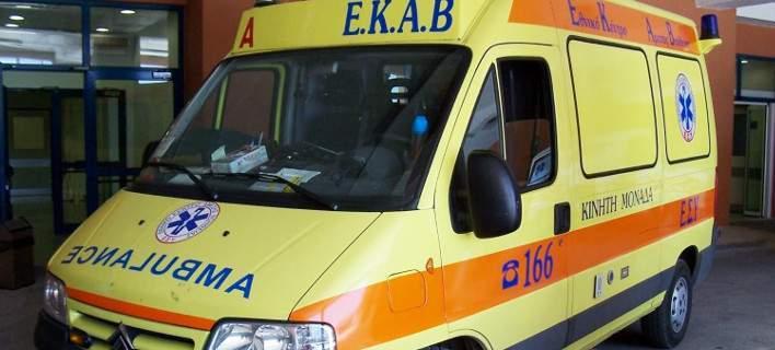 Τροχαία στα Χανιά: Στο νοσοκομείο ένας πατέρας και η 8χρονη κόρη του