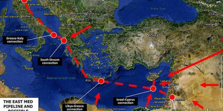Η επόμενη συνάντηση για τον αγωγό αερίου θα γίνει στην Κρήτη