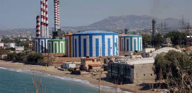 Παράταση για τη λειτουργία αεριοστροβολικών μονάδων της ΔΕΗ στην Κρήτη