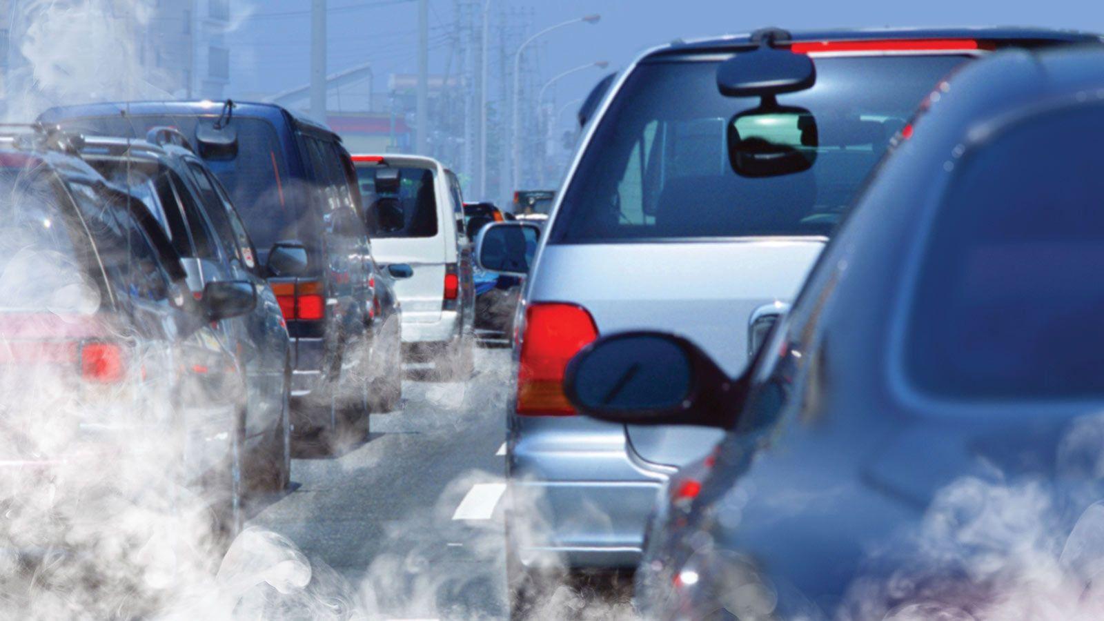Η ανθρώπινη υγεία και οι ρύποι των αυτοκινήτων.