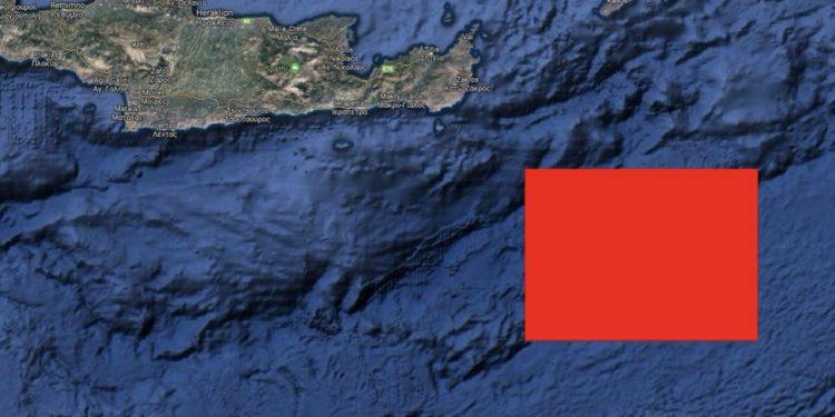 Τουρκία: Νέα NAVTEX νότια της Κρήτης