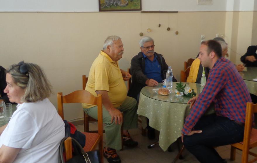 Δοκιμασίες για την πρόληψη πτώσεων στο ΚΑΠΗ του Δήμου Ιεράπετρας