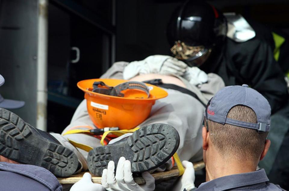 Προβληματισμός για τα πολλά εργατικά ατυχηματα κάποια από τα οποία έχουν καταγραφεί και στο Ηράκλειο