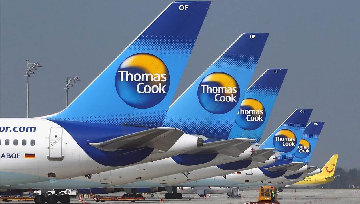 Thomas Cook: Κήρυξε χρεοκοπία και επαναπατρίζονται χιλιάδες τουρίστες - Οι συνέπειες στην Κρήτη