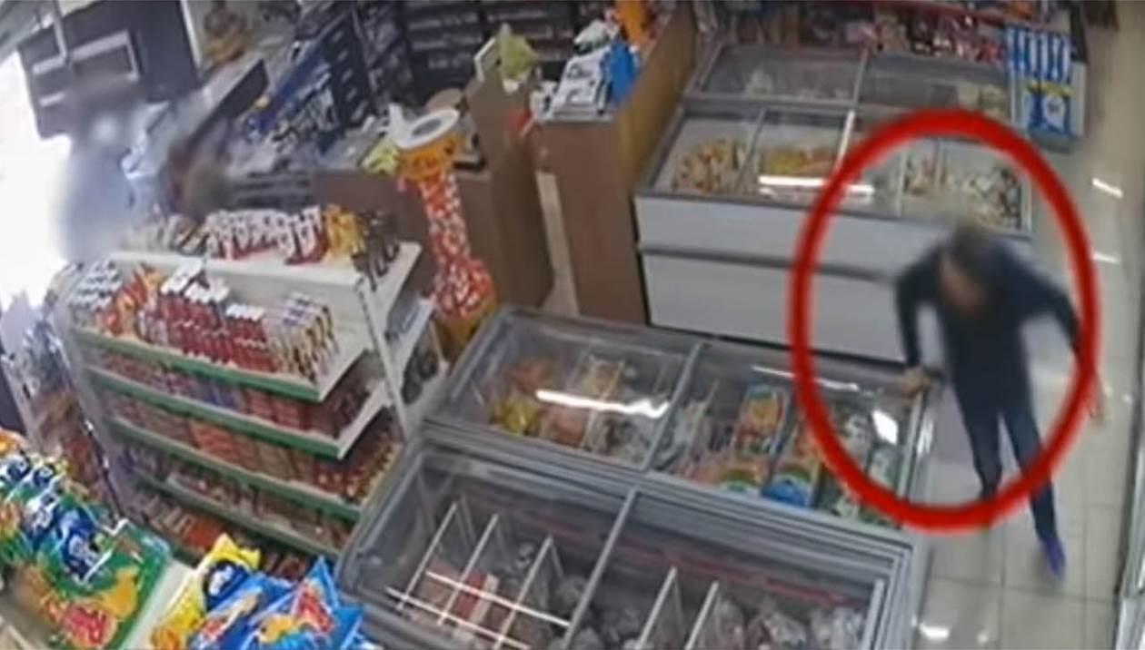 Βαμβακόπουλο: Βίντεο - σοκ από τη στιγμή της δολοφονίας του Κώστα Κατσουλάκη