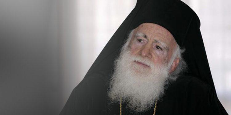 Δύσκολη μέρα για τον Αρχιεπίσκοπο Κρήτης – «Έχασε» τον αδερφό του
