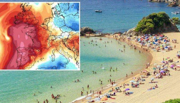 Τεράστιες οι επιπτώσεις από τον καύσωνα που πλήττει την Ευρώπη