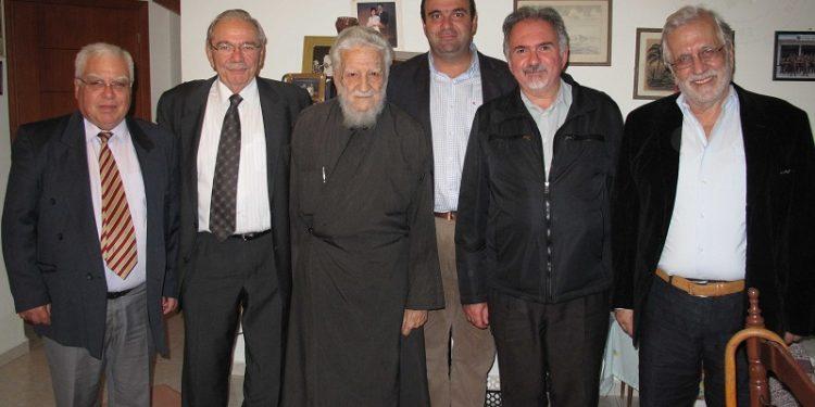 Ο αποχαιρετισμός του Μουσείου Καζαντζάκη στον πατέρα Σταύρο
