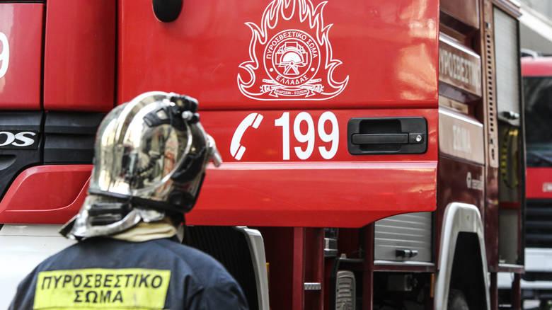 Επί ποδός για πολλά και διαφορετικά περιστατικά η Πυροσβεστική