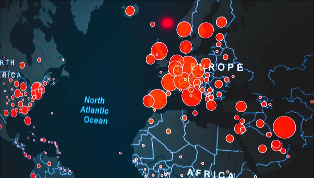 Κορωνοϊός: 919 άνθρωποι έχασαν τη ζωή τους σε ένα 24ωρο στην Ιταλία