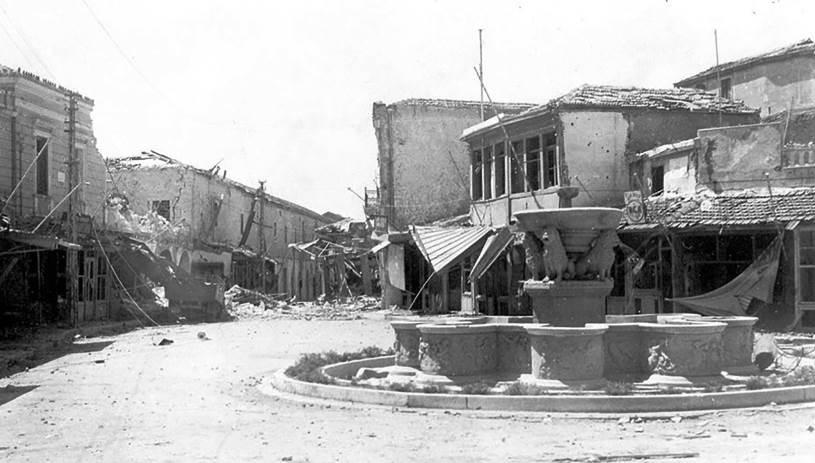 Σπάνια φωτογραφία: Τα «Λιοντάρια» στα χρόνια του Β' Παγκοσμίου Πολέμου