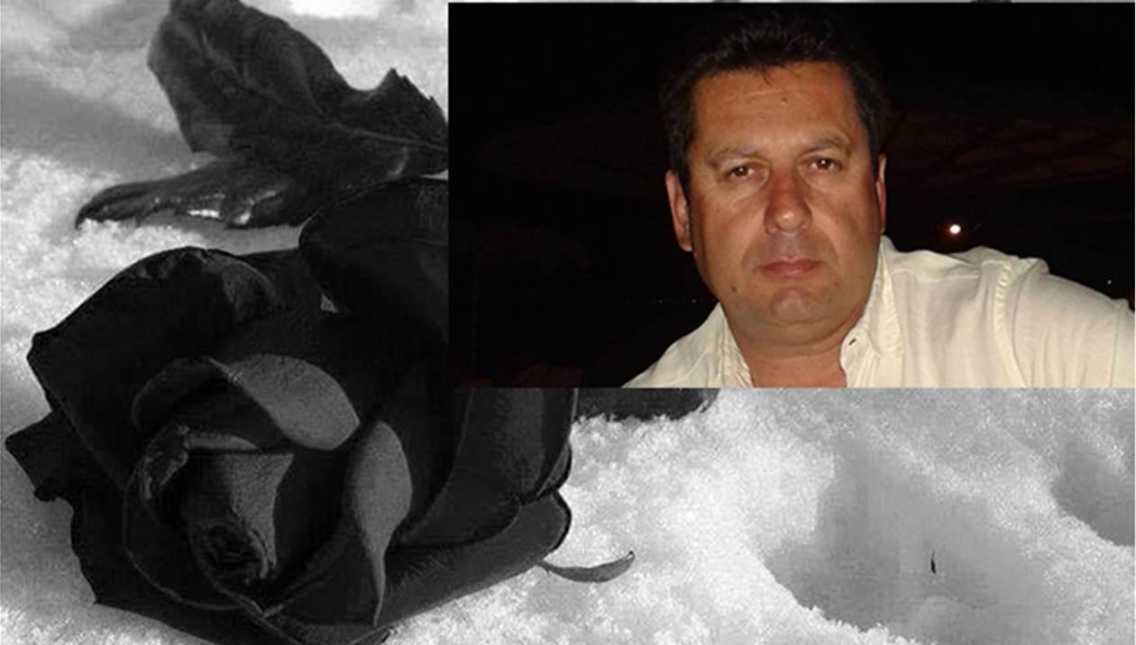 Θλίψη για το θάνατο του Διοικητή Γιώργου Χλουβεράκη