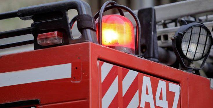 Οι πυκνοί καπνοί κινητοποίησαν τους πυροσβέστες