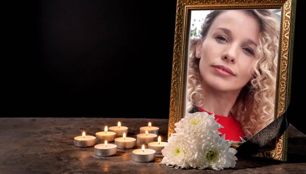 Θρήνος στην κηδεία της άτυχης λεχώνας - Τραγική φιγούρα ο σύζυγος