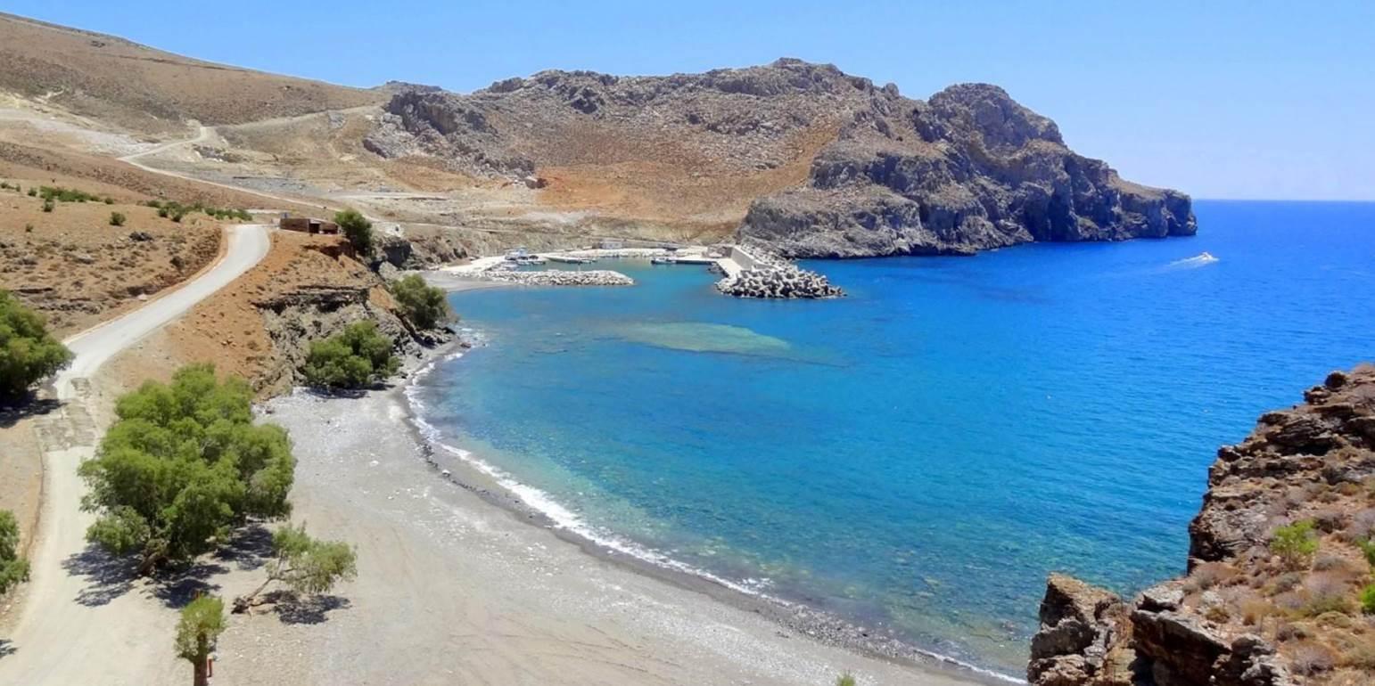 Λέντας - Λούτρα - Τράφουλας: Οι παραδεισένιες παραλίες στο νότιο Ηράκλειο