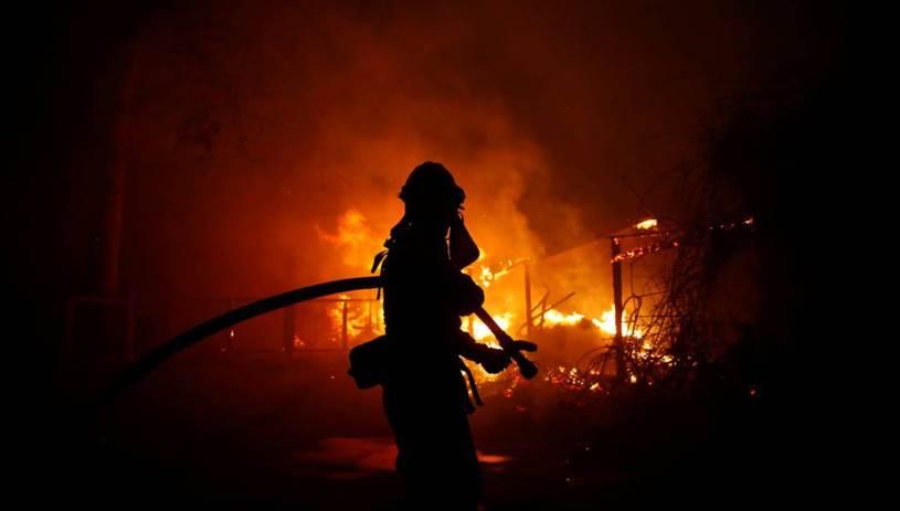 Χανιά: Στις… φλόγες διαμέρισμα όπου έμενε μητέρα και γιος