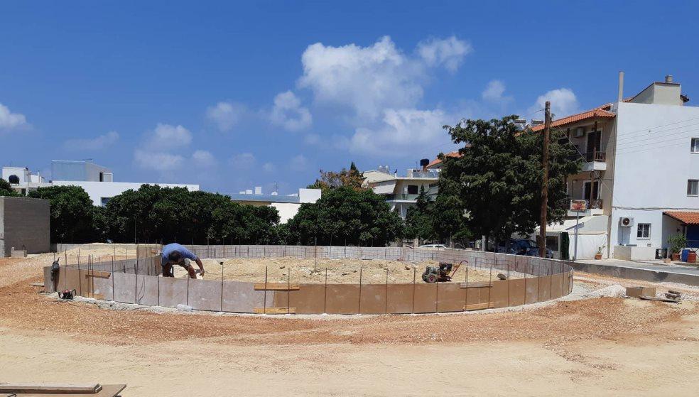 Νέο παρκάκι έρχεται στη Νέα Αλικαρνασσό
