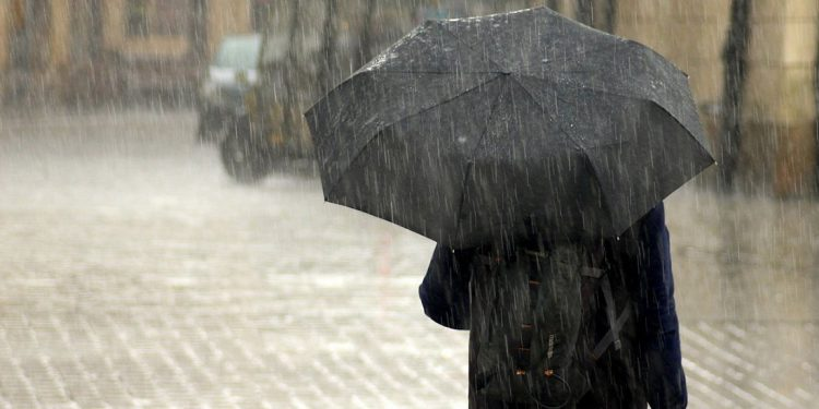 Υψηλά ποσοστά βροχής στην Κρήτη