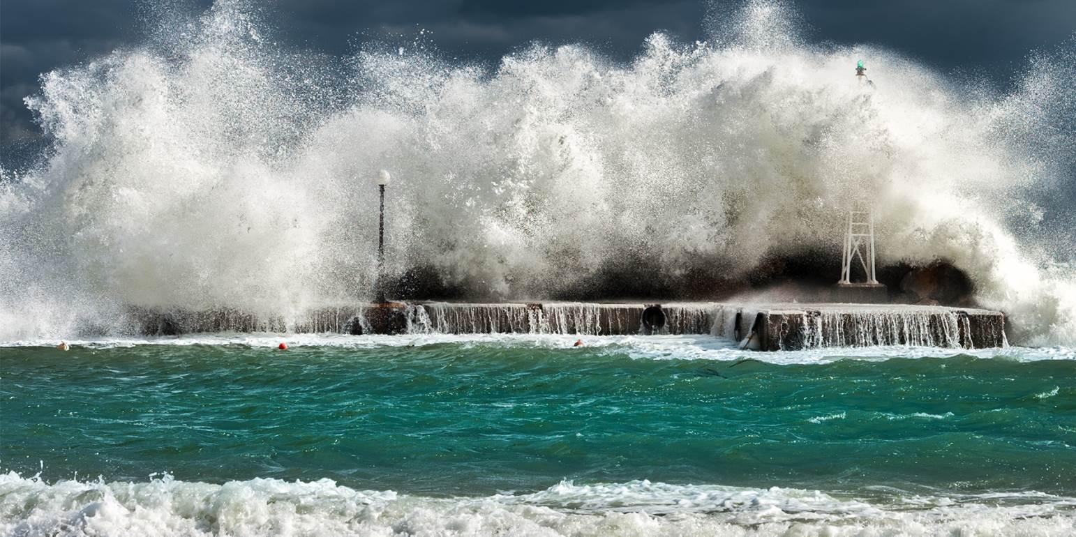 Κακοκαιρία «Γηρυόνης»: Πότε «σαρώνει» την Κρήτη;