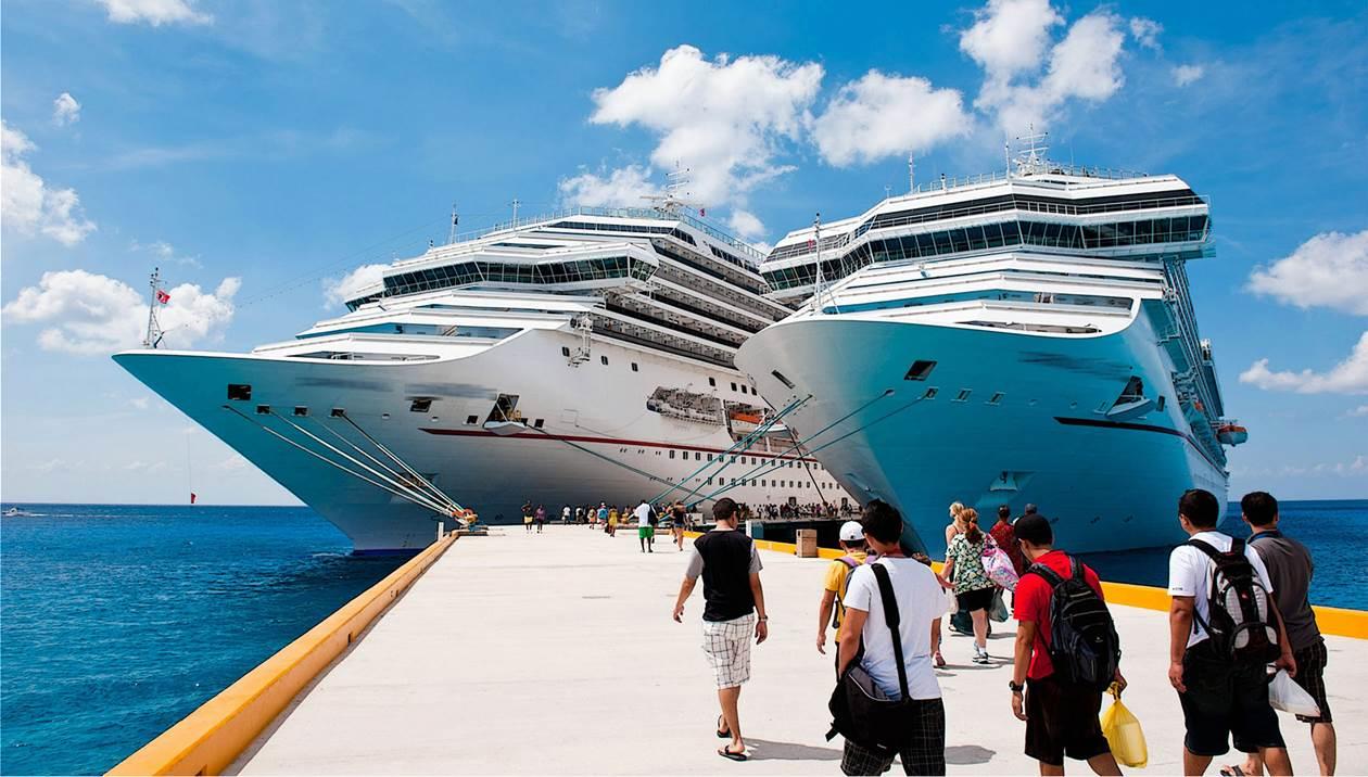 Τρία κρουαζιερόπλοια έφεραν 8.000 τουρίστες στο Ηράκλειο