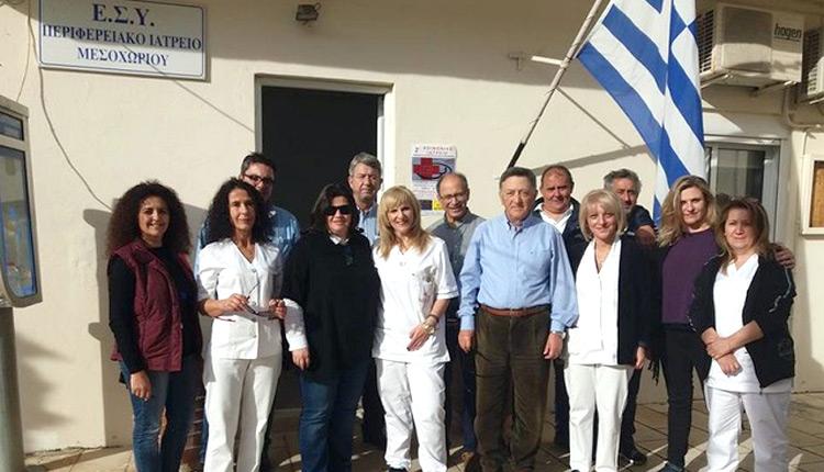Εγκαλούν τους εθελοντές γιατρους που πήγαν στο Μεσοχωριό- Σαλος μετά την...κίνηση αγάπης (pics)