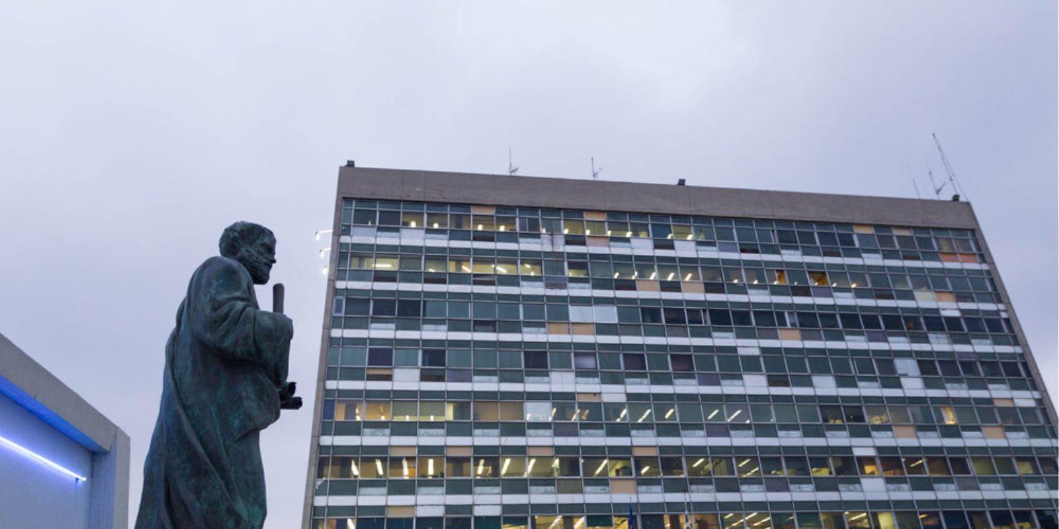 Θεσσαλονίκη: Αυτοκτόνησε καθηγητής του ΑΠΘ έξω από το γραφείο του