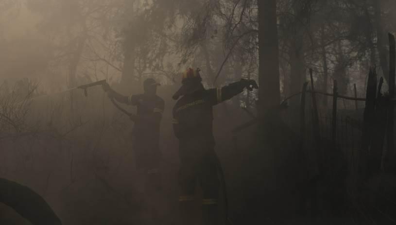 Προσοχή: Υψηλός κίνδυνος πυρκαγιάς στην Κρήτη την Τρίτη