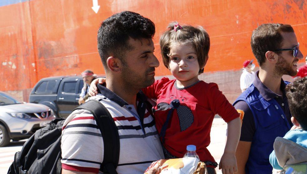 Προσφυγικό: Στο «μπες - βγες» η Κρήτη για δημιουργία κέντρων διαμονής