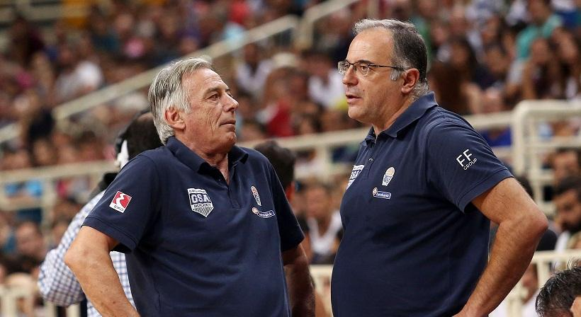Στο Ηράκλειο η Εθνική Ελλάδας με παίκτες Ευρωλίγκας, Μπουρούση, αλλά όχι Παππά-Αγραβάνη