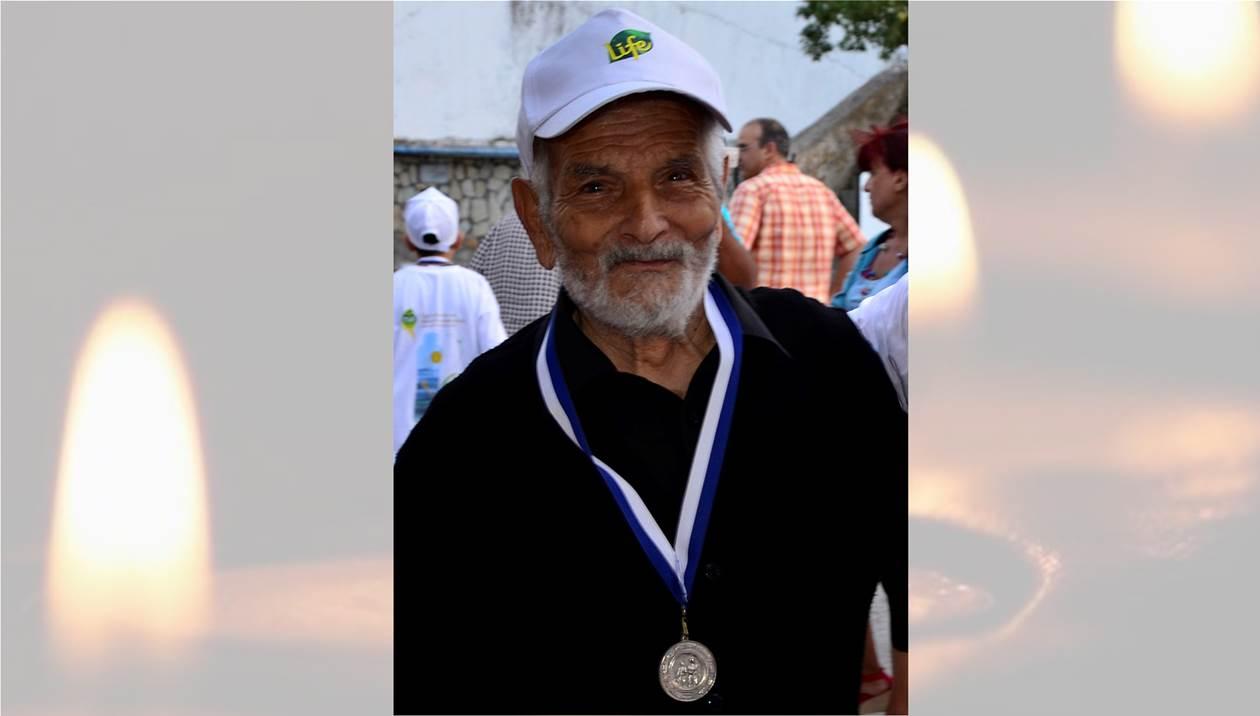 Συγκίνηση για το θάνατο του Αντώνη Παραδεισανού – Έτρεχε στα 90 σε μαραθώνιο
