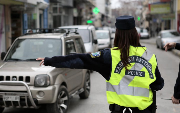 Εντατικοί τροχονομικοί έλεγχοι πραγματοποιήθηκαν στην Περιφέρεια της Κρήτης