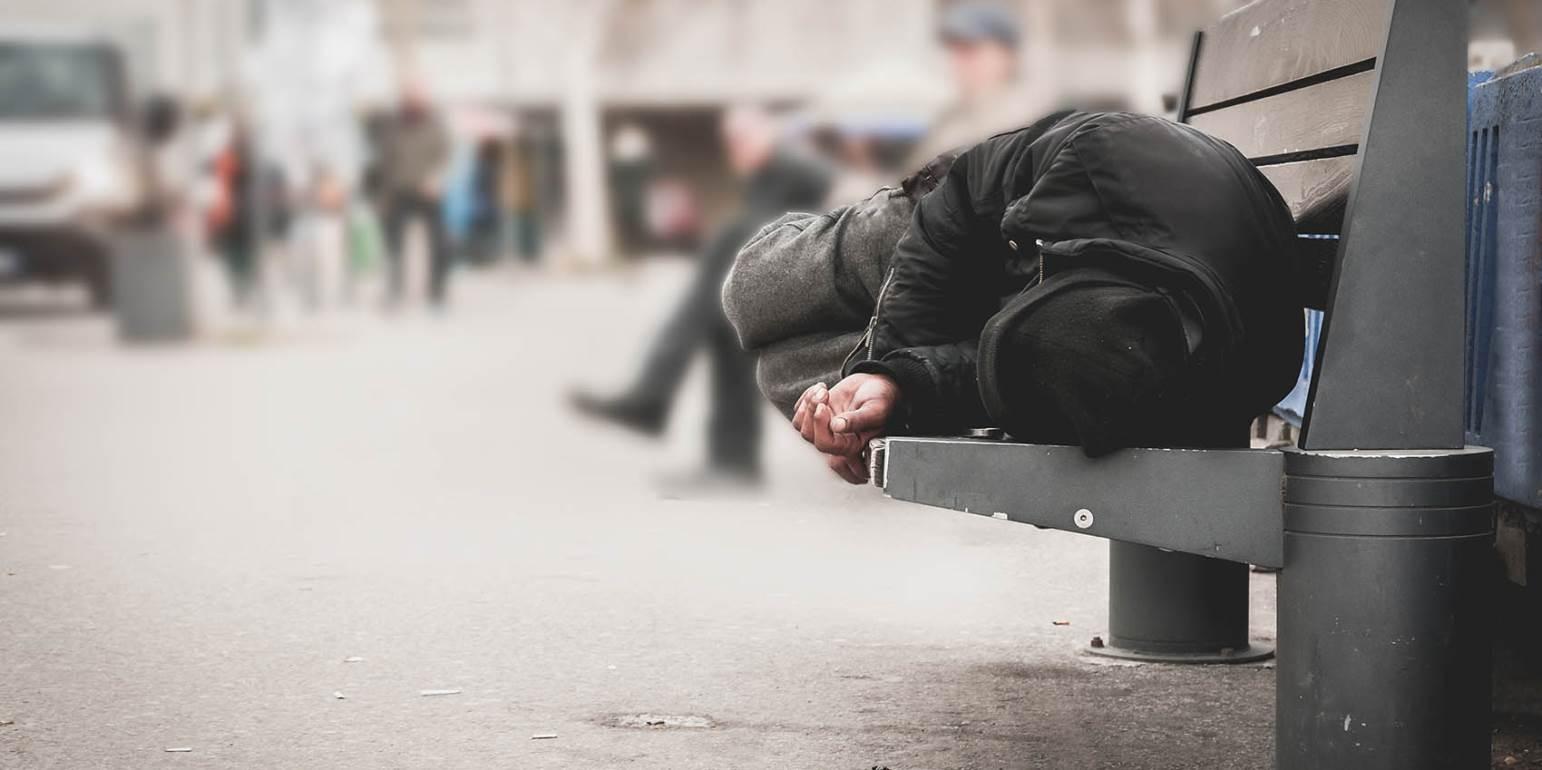 Η κακοκαιρία κρατάει… ανοιχτό το Κέντρο Αστέγων