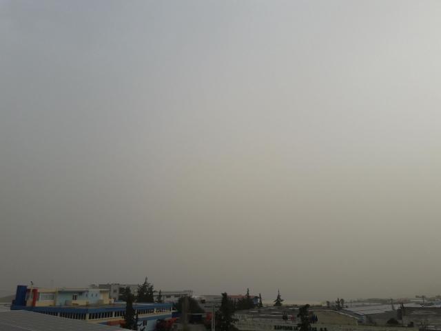 Πότε θα υποχωρήσει η αφρικανική σκόνη στην Κρήτη