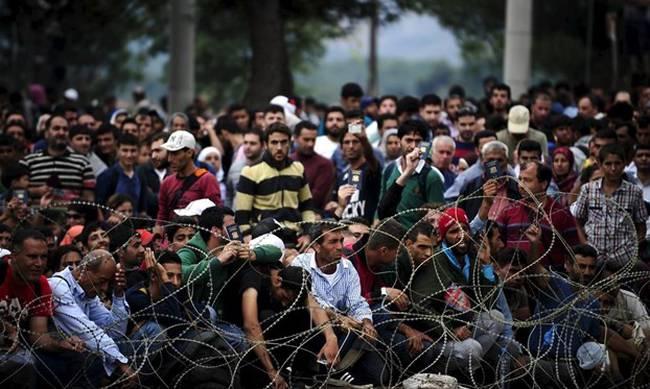 Ερχονται στην Κρήτη πρόσφυγες από Χίο, Λέσβο και Σάμο- Το Σάββατο φτάνουν στο Ηράκλειο