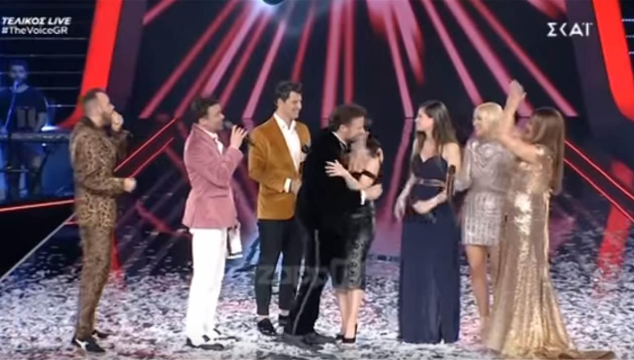 The Voice: Αυτή είναι μεγάλη νικήτρια - Καταπληκτική η παρουσία της Μαρίας Ιερωνυμάκη
