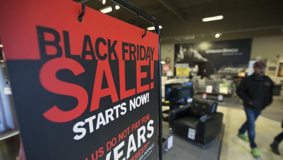 Black Friday: Πότε «πέφτει» φέτος η Μαύρη Παρασκευή;