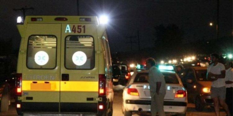 Τροχαίο ατύχημα με εγκατάλειψη στο Ηράκλειο