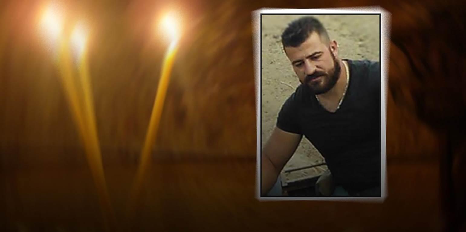 Θρήνος στη κηδεία του Γιάννη Κατσούνα που σκοτώθηκε στο τροχαίο στη Μεσαρά