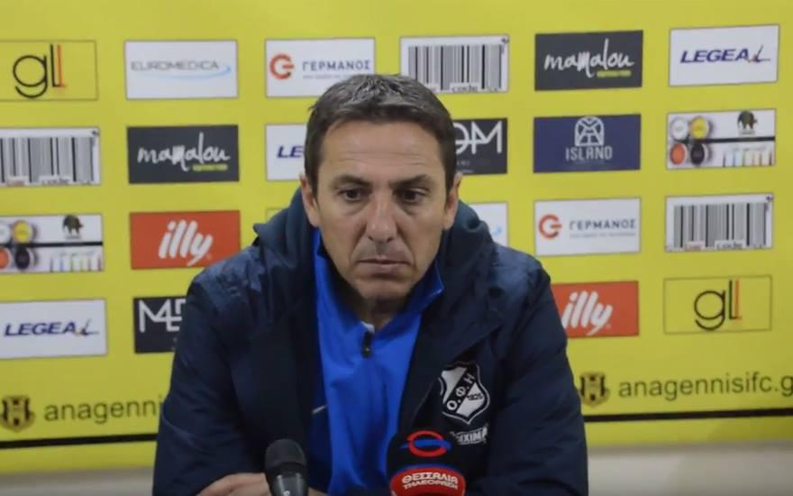 Παπαδόπουλος: «20 μικροί ήρωες οι παίκτες μου»