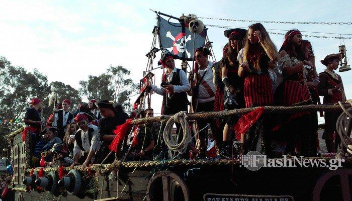 Δηλώσεις συμμετοχής μέχρι 5 Φεβρουαρίου για το Χανιώτικο Καρναβάλι 2018