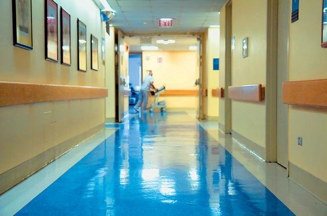 Ηράκλειο: Δεν άφησε τηλεόραση για τηλεόραση στο νοσοκομείο