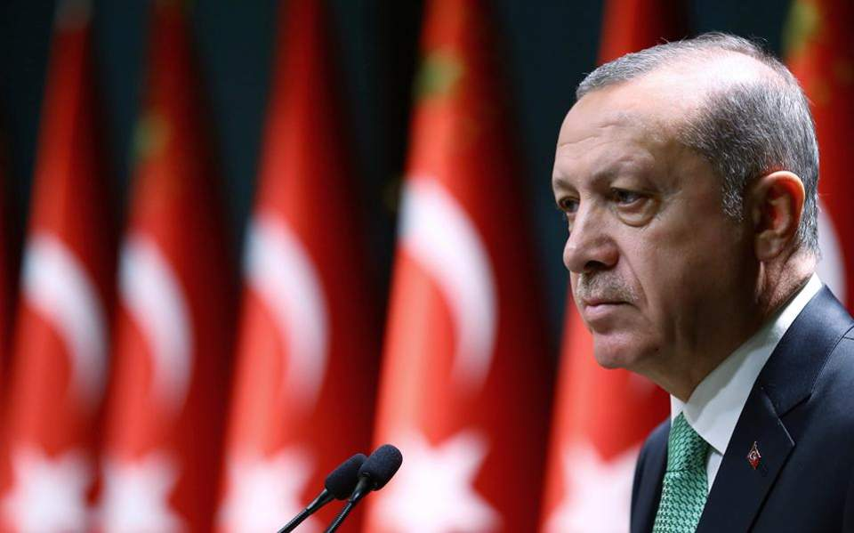 Ο Ερντογάν «ξηλώνει» δήμαρχους μεγάλων πόλεων