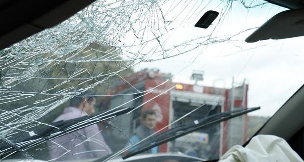 Ηράκλειο: Το τροχαίο ατύχημα προκάλεσε αναστάτωση...