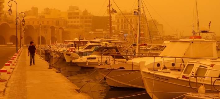 Επιστρέφει πάλι η σκόνη- που ζητούν οι ειδικοί αποχή από δραστηριότητες